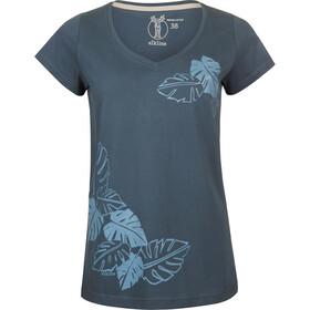 Elkline Natürlich Shortsleeve Shirt Women blue